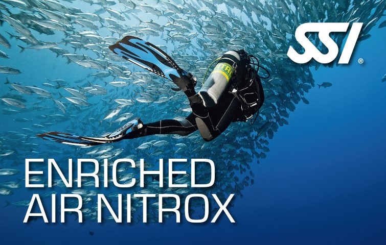 formation plongee nitrox ssi reserve cousteau guadeloupe